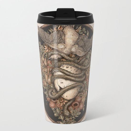 Botanica Metal Travel Mug