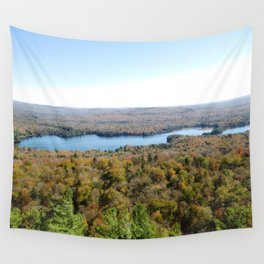 Above The Fall Wall Tapestry
