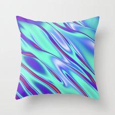 Melting Sublime Throw Pillow