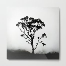Tree of Solitude Metal Print
