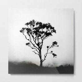 Tree of Solitude Metal Print