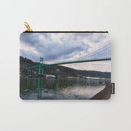 St. Johns Bridge Carry-All Pouch