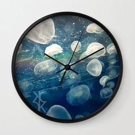 Jellyfish2 Wall Clock