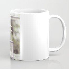 Windowsill Flowers Coffee Mug