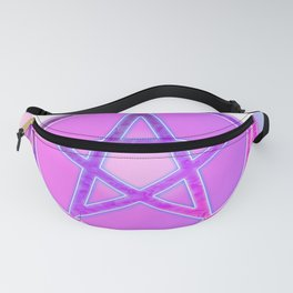 triple goddess (transparent) Fanny Pack
