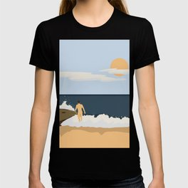 Private Beach 2 T-shirt