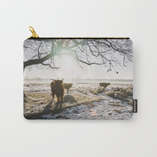 Simple wildlife Carry-All Pouch
