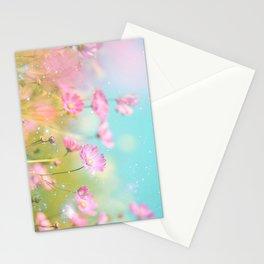Heavenly Daisy Stationery Cards