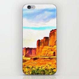 Moab iPhone Skin