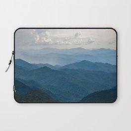 Smoky Mountain National Park Nature Photography Laptop Sleeve