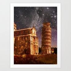 Pisa  Art Print