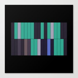 blank no.2 Canvas Print