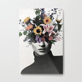 Surreal bloom Metal Print