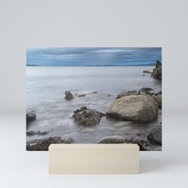 Scottish Coast Mini Art Print