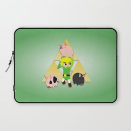 Wind Waker Pigs Laptop Sleeve