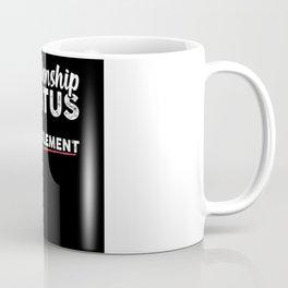 Relationship Status Entanglement Partner Coffee Mug