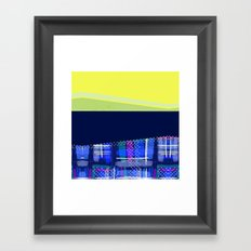 Mongo Hill Framed Art Print