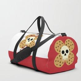 Real Badasses Eat Cookies! Duffle Bag