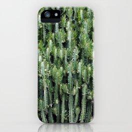 Candelabra Cactus Tree iPhone Case
