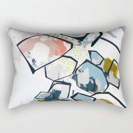 Ava Abstract Print Rectangular Pillow