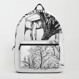 Replacing Nature with Knowledge Backpack