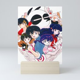 Ranma 1/2 Mini Art Print