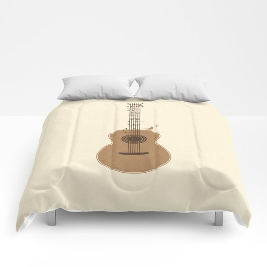 Classical Notation Comforters