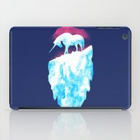 the last unicorn iPad Cases featuring =The Last Unicorn= by Catherine Jose