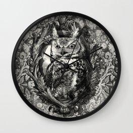 Nightwatch - by Eric Fan and Garima Dhawan  Wall Clock
