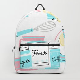 Sugar And Spice And Everything Nice Backpack