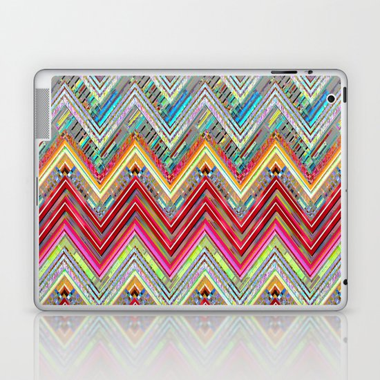 Tribal Chevron Laptop & iPad Skin