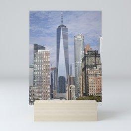 Tall Riverfront Mini Art Print