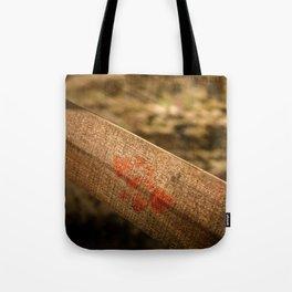 In particular wood Tote Bag