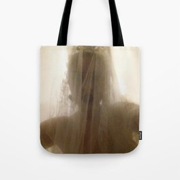 Ghost Bride Tote Bag