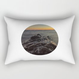 Pointed Towards that Celestial Place Called Home Rectangular Pillow