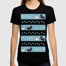 Scotties Pattern T-shirt