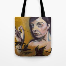 Six Swans Tote Bag