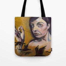 Six Swans Tote Bag