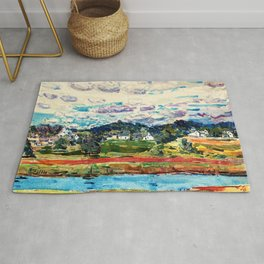 Newfields, New Hampshire - Digital Remastered Edition Rug