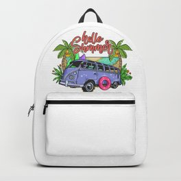 Hello Summer! Backpack