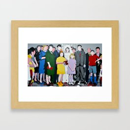 Amarcord Framed Art Print