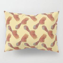 beaver pattern Pillow Sham