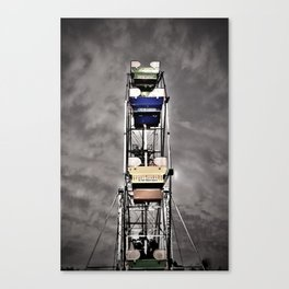 Ferris Fun Canvas Print