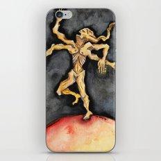 The Burning World iPhone & iPod Skin