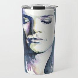 Brian Molko (Lilac) Travel Mug