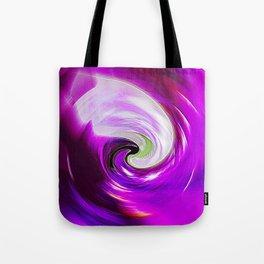 """New Wormhole"" Print Tote Bag"
