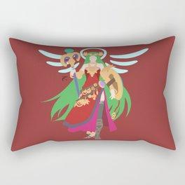 PALUTENA(SMASH)VIRIDI Rectangular Pillow