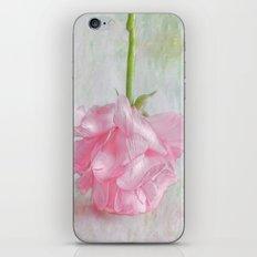 think pink N°3 iPhone & iPod Skin