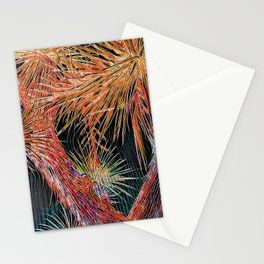 Joshua Tree Mosaic by CREYES Stationery Cards