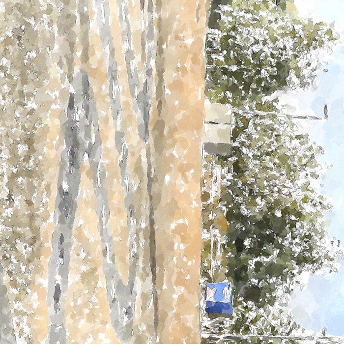 West Ham Olympic Stadium And The Arcelormittal Orbit Snow Leggings